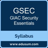 Taking the GIAC GSEC, Paul Meynen - Security Certification