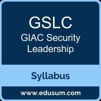 GSLC PDF, GSLC Dumps, GSLC VCE, GIAC Security Leadership Questions PDF, GIAC Security Leadership VCE, GIAC GSLC Dumps, GIAC GSLC PDF