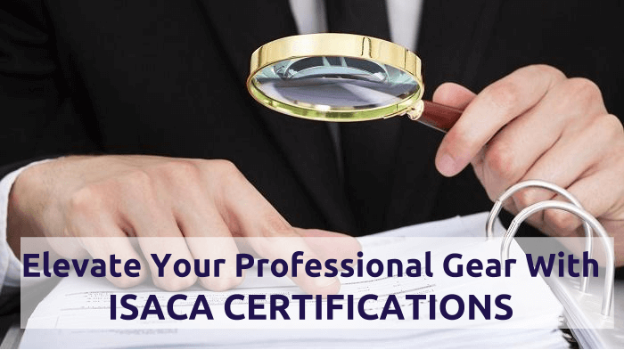 Certified in Risk and Information Systems Control, Certified in the Governance of Enterprise IT, Certified Information Security Manager, Certified Information Systems Auditor, CGEIT, CISA, CISM, CRISC, ISACA Certification