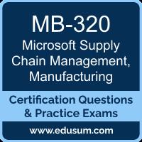 Microsoft Dynamics 365 Dumps, Microsoft Dynamics 365 PDF, MB-320 PDF, Microsoft Dynamics 365 Braindumps, MB-320 Questions PDF, Microsoft MB-320 VCE