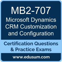 Microsoft Dynamics CRM Customization and Configuration Dumps, Microsoft Dynamics CRM Customization and Configuration PDF, MB2-707 PDF, Microsoft Dynamics CRM Customization and Configuration Braindumps, MB2-707 Questions PDF, Microsoft MB2-707 VCE,MCP Microsoft Dynamics CRM Dumps