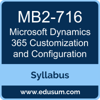 Microsoft Dynamics 365 Customization and Configuration PDF, MB2-716 Dumps, MB2-716 PDF, Microsoft Dynamics 365 Customization and Configuration VCE, MB2-716 Questions PDF, Microsoft MB2-716 VCE, Microsoft MCSA Dynamics 365 Dumps, Microsoft MCSA Dynamics 365 PDF