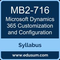 Microsoft Dynamics 365 Customization and Configuration PDF, MB2-716 Dumps, MB2-716 PDF, Microsoft Dynamics 365 Customization and Configuration VCE, MB2-716 Questions PDF, Microsoft MB2-716 VCE, Microsoft MCSA Dynamics 365 Dumps, Microsoft MCSA Dynamics 365 PDF