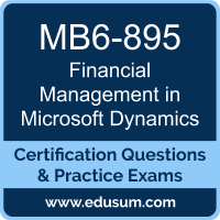 Financial Management in Microsoft Dynamics Dumps, Financial Management in Microsoft Dynamics PDF, MB6-895 PDF, Financial Management in Microsoft Dynamics Braindumps, MB6-895 Questions PDF, Microsoft MB6-895 VCE, Microsoft MCSE Business Applications Dumps