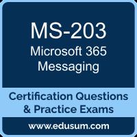 Microsoft 365 Certified Dumps, Microsoft 365 Certified PDF, MS-203 PDF, Microsoft 365 Certified Braindumps, MS-203 Questions PDF, Microsoft MS-203 VCE