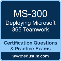 Deploying Microsoft 365 Teamwork Dumps, Deploying Microsoft 365 Teamwork PDF, MS-300 PDF, Deploying Microsoft 365 Teamwork Braindumps, MS-300 Questions PDF, Microsoft MS-300 VCE, Microsoft MCA Microsoft 365 Teamwork Administrator Dumps