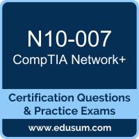 CompTIA Network+ Dumps, CompTIA Network+ PDF, N10-007 PDF, CompTIA Network+ Braindumps, N10-007 Questions PDF, CompTIA N10-007 VCE