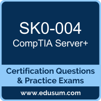 Server+ Dumps, Server+ PDF, SK0-004 PDF, Server+ Braindumps, SK0-004 Questions PDF, CompTIA SK0-004 VCE, CompTIA Server Plus Dumps