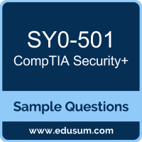 Security+ Dumps, SY0-501 Dumps, SY0-501 PDF, Security+ VCE, CompTIA SY0-501 VCE, CompTIA Security Plus PDF