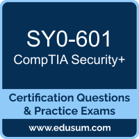 CompTIA Security+ Dumps, CompTIA Security+ PDF, SY0-601 PDF, CompTIA Security+ Braindumps, SY0-601 Questions PDF, CompTIA SY0-601 VCE