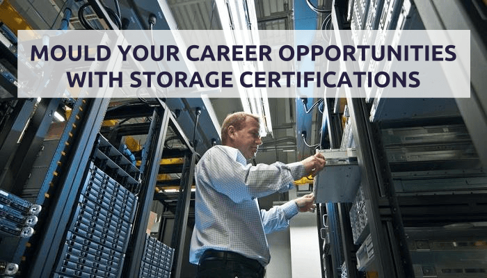 Storage Certifications