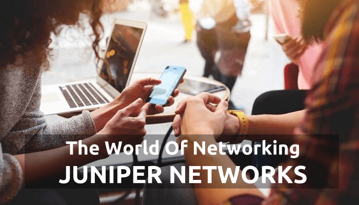 Juniper networking