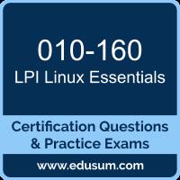 010-160: LPI Linux Essentials - 010