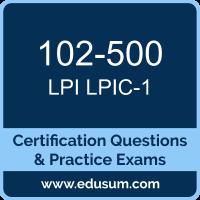 102-500: LPI Linux Administrator - 102 (LPIC-1 102)