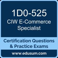 1D0-525: CIW E-Commerce Specialist