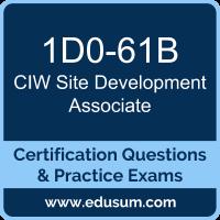 1D0-61B: CIW Site Development Associate