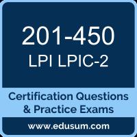 201-450: LPI Linux Engineer - 201 (LPIC-2 201)
