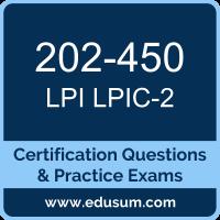 202-450: LPI Linux Engineer - 202 (LPIC-2 202)