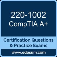 220-1002: CompTIA A+ (A Plus - Core 2)