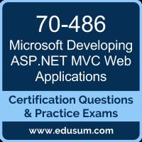 70-486: Developing ASP.NET MVC Web Applications (MCSA Web Applications)