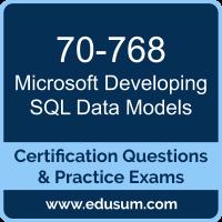 70-768: Microsoft Developing SQL Data Models