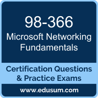 98-366: Microsoft Networking Fundamentals
