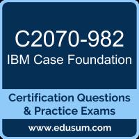 C2070-982: IBM Case Foundation V5.2 (Case Foundation)