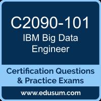 C2090-101: IBM Big Data Engineer