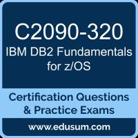 C2090-320: IBM DB2 11 Fundamentals for z/OS