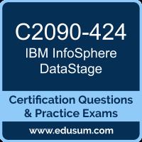 C2090-424: IBM InfoSphere DataStage v11.3