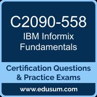 C2090-558: IBM Informix 11.70 Fundamentals (Informix Fundamentals)