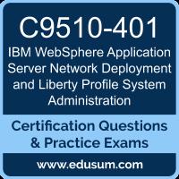 C9510-401: IBM WebSphere Application Server Network Deployment V8.5.5 and Libert