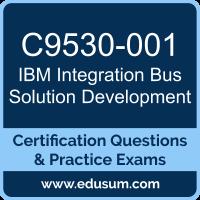 C9530-001: IBM Integration Bus v10.0 Solution Development
