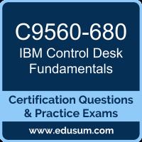 C9560-680: IBM Control Desk V7.6 Fundamentals (Control Desk Fundamentals)