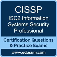 CISSP: ISC2 Information Systems Security Professional