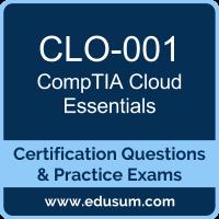 CLO-001: CompTIA Cloud Essentials