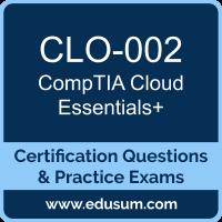 CLO-002: CompTIA Cloud Essentials+