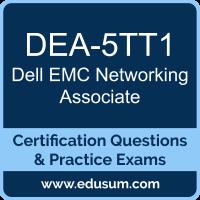DEA-5TT1: Dell EMC Networking Associate