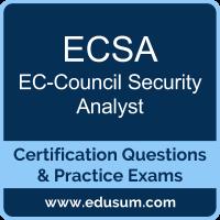 ECSA: EC-Council Security Analyst