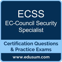 ECSS: EC-Council Security Specialist
