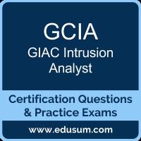 GCIA: GIAC Intrusion Analyst