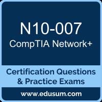 N10-007: CompTIA Network+ (N+)