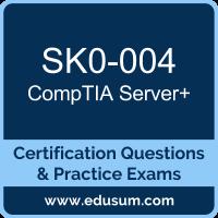 SK0-004: CompTIA Server+ (Server Plus)