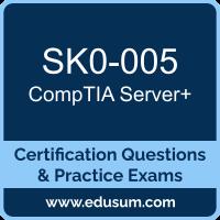 SK0-005: CompTIA Server+