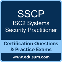 SSCP: ISC2 Systems Security Practitioner