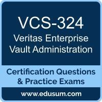 VCS-324: Administration of Veritas Enterprise Vault 12.3 (Enterprise Vault Admin