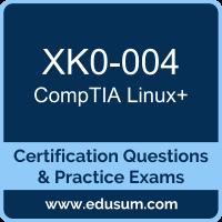 XK0-004: CompTIA Linux+ (Linux Plus)